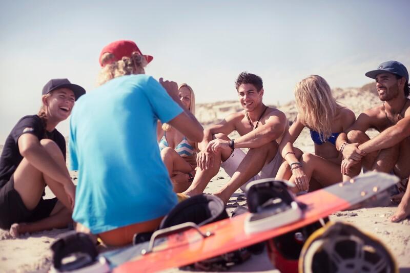 11 vrst ljudi, ki jih boste vedno srečali na plaži
