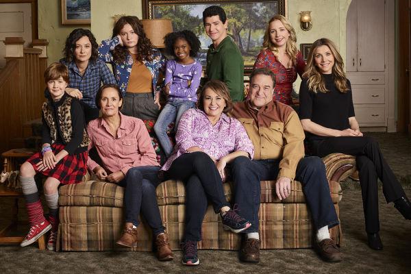 4 razkritja ob vrnitvi komične serije Roseanne
