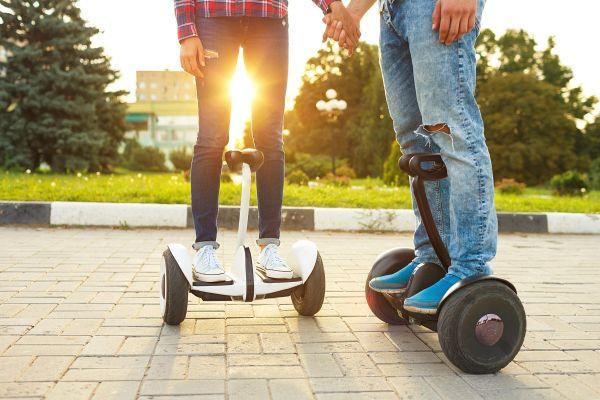 5 boljših načinov za premikanje po mestnih ulicah