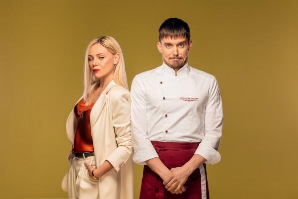 5 nepozabnih likov iz nove komične serije Ja, chef