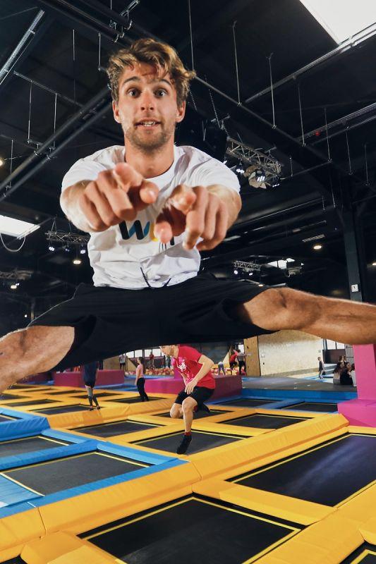 5 razlogov, zakaj so trampolini lahko vaša naslednja top rekreacija