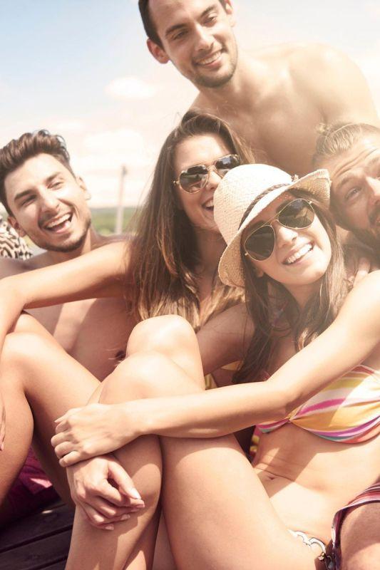5 smernic za primerno vedenje na plaži