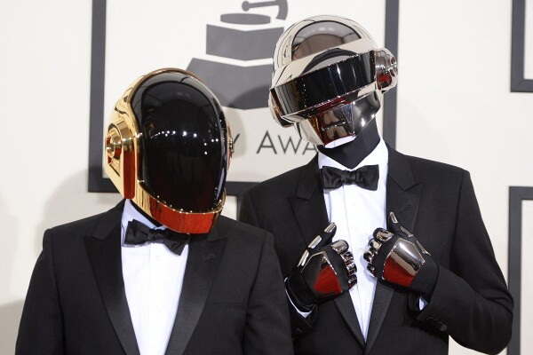 Au revoir, Daft Punk!