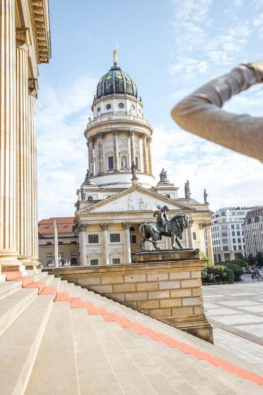 Avgustovska avantura: S Krka v Berlin