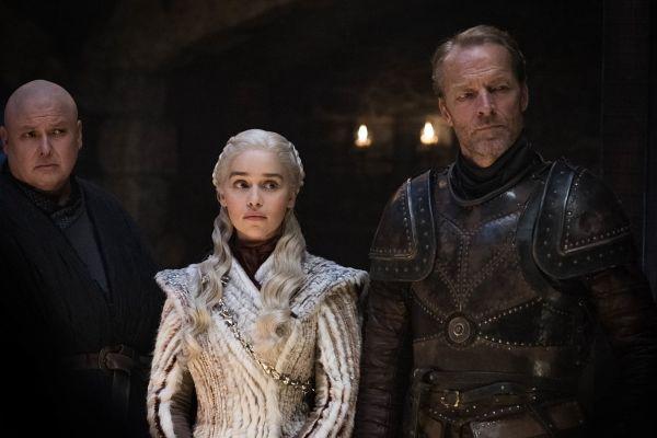 Čustvene faze gledanja serije Igra prestolov