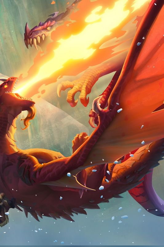 Hearthstone – Descent of Dragons je več kot le še ena razširitev
