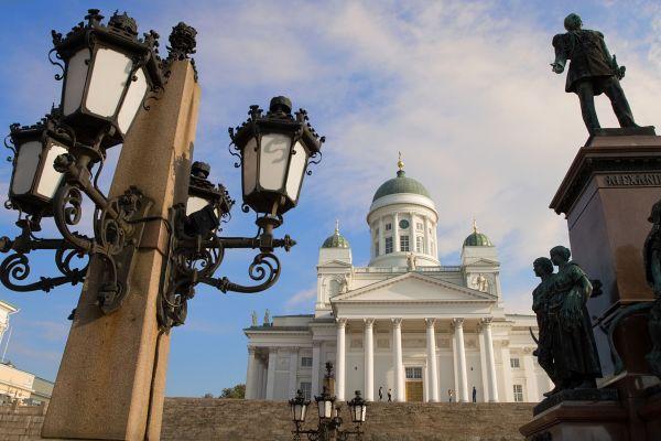 Helsinki: 50 odtenkov mraza