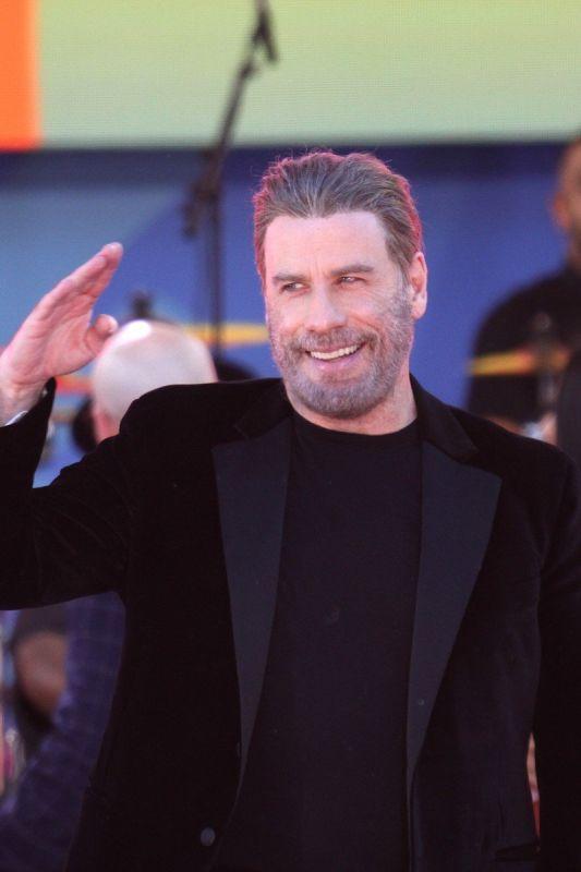 John Travolta znova kot Danny - na koncertu Foo Fighters!
