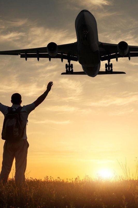 Kaj narediti, če zamudite letalo?