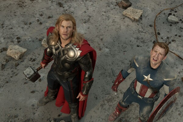 Kako je trenutna situacija sumljivo podobna fantazijskemu svetu Marvelovih junakov