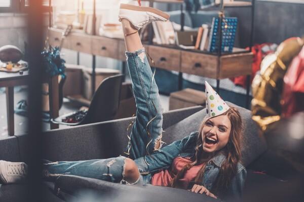 Kako je videti praznovanje rojstnega dne v času karantene