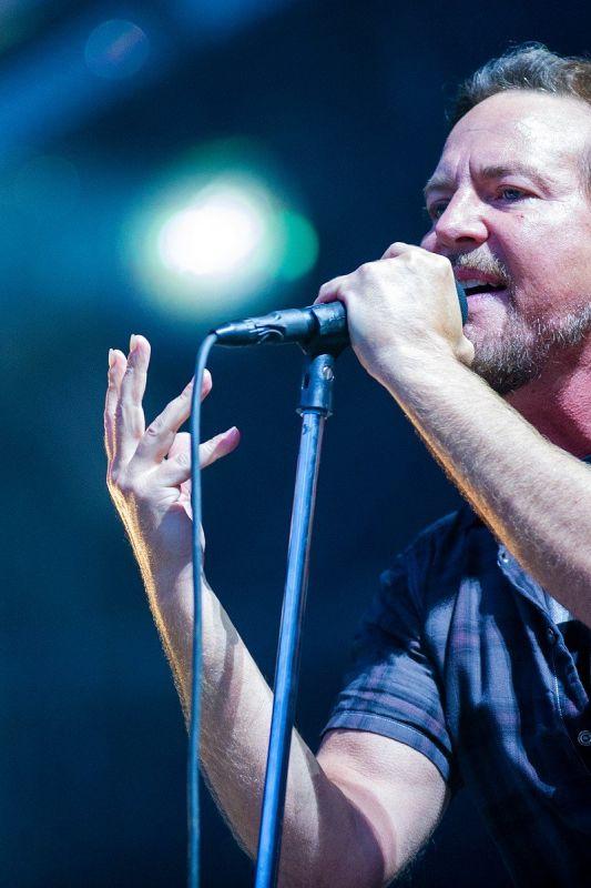 Kako smo doživeli koncert skupine Pearl Jam v Rimu