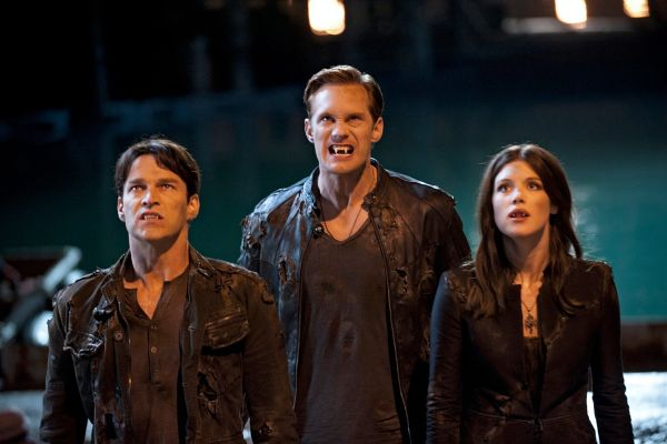 Katerim vampirjem bi se pustili ugrizniti?