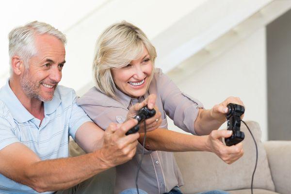 Ko bomo stari, bomo igrali videoigre