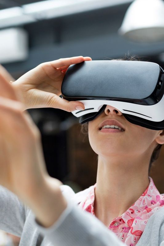 Ko se virtualnost 'Oculus Riftov' preplete z našo realnostjo
