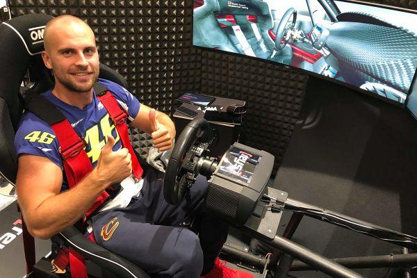 Michel Gabrijel je najboljši voznik novega meseca prvenstva [reys], dirke pa se nadaljujejo v Novem mestu