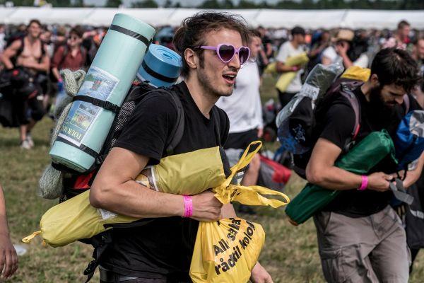 Na dopust na glasbeni festival!