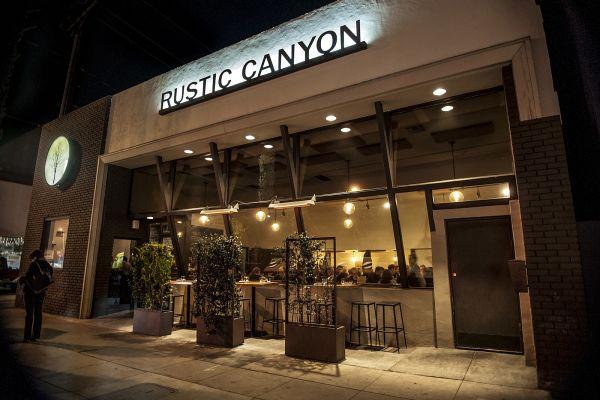 Nepričakovana kulinarična eleganca sredi Los Angelesa