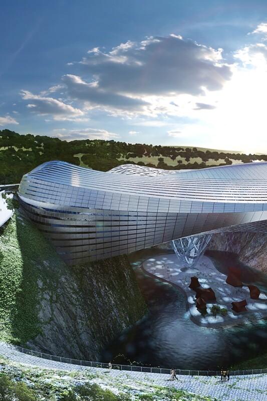 Neverjetni futuristični projekti, ki se odvijajo že danes