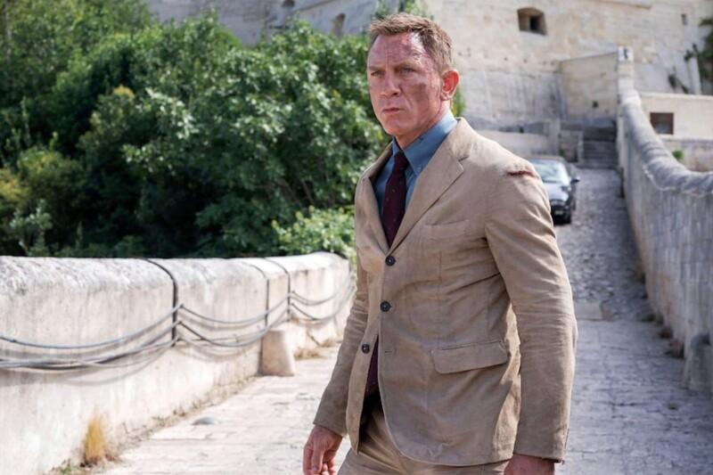 Nikoli več stari dobri James Bond