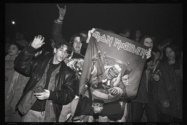 Od Studia 54 do trenutka, ko je Sarajevo kričalo za Iron Maiden