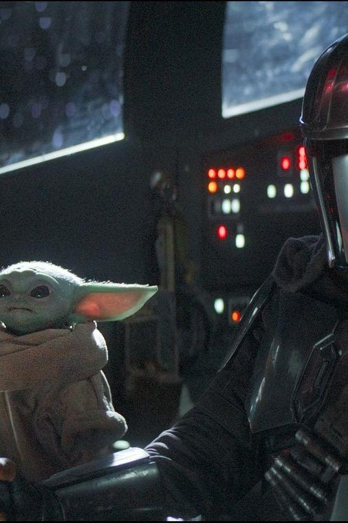 Otročiček Yoda in 5 drugih razlogov za uspeh serije The Mandalorian