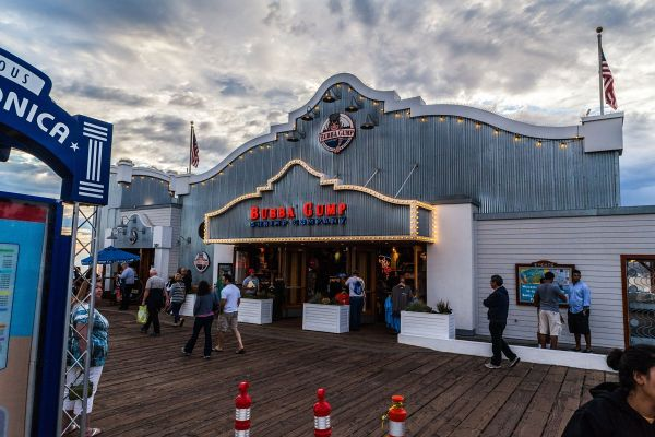 Po kulinaričnih poteh kultnega filma Forrest Gump