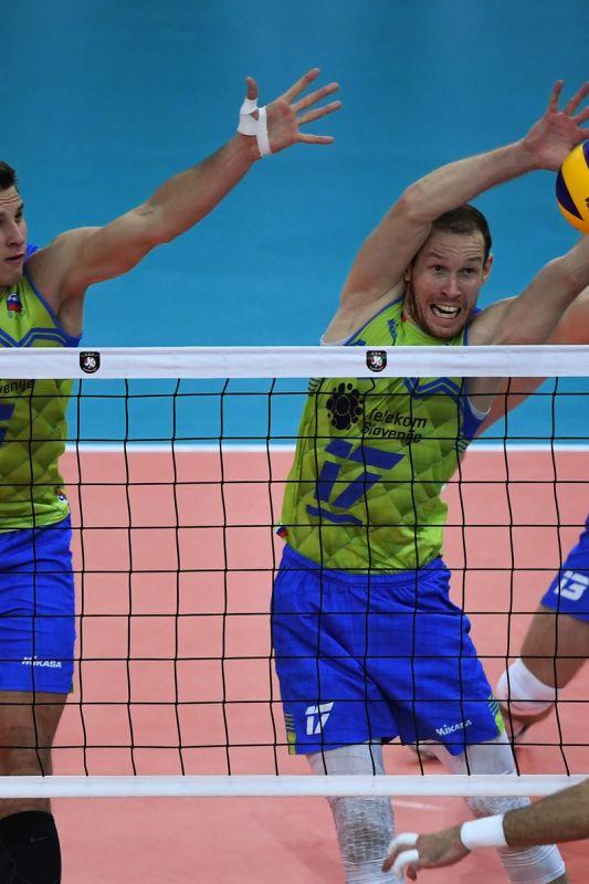 Poglejte, kako je splet spremljal finale evropskega prvenstva v odbojki