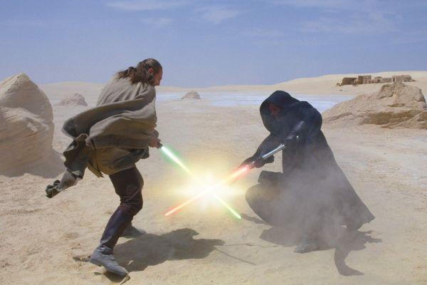 Rejv v deželi Luka Skywalkerja