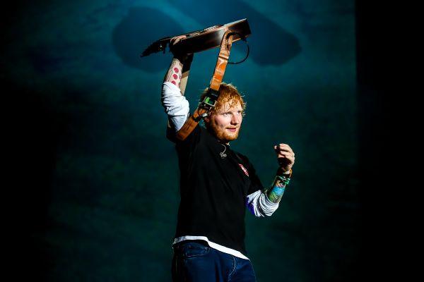 Slovo Eda Sheerana?