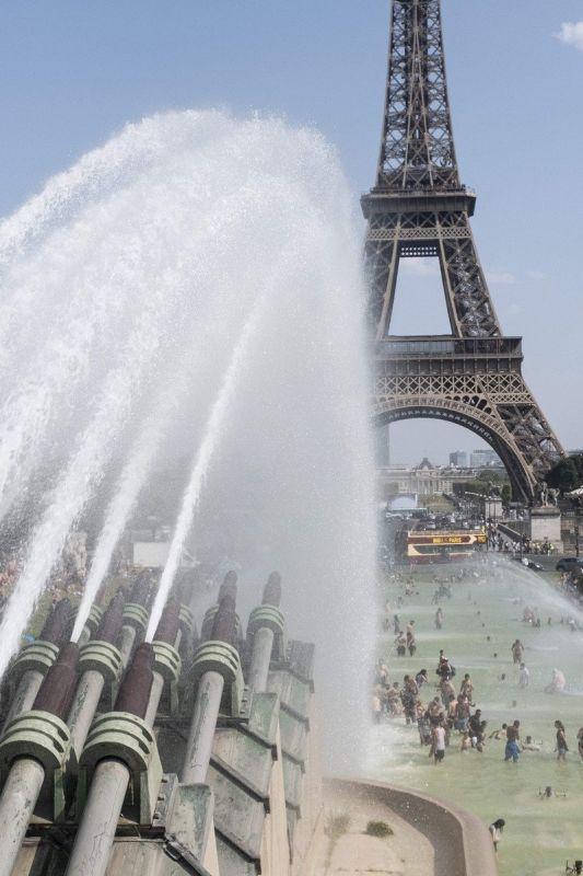 Šokantni podnebni alarmi ob katerih se potimo letošnje poletje