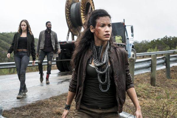 Spomladanska apokalipsa z novo sezono serije Bojte se živih mrtvecev