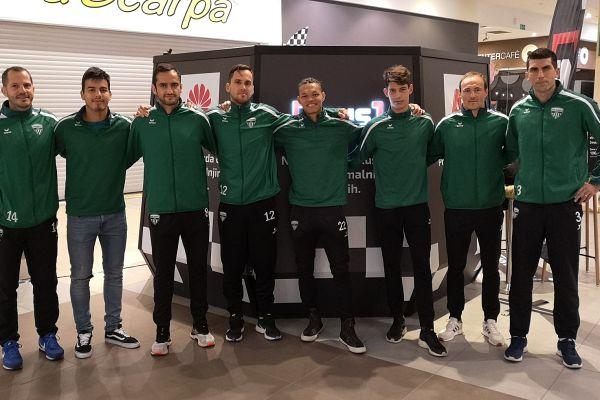 V Krškem so se na simulatorju preizkusili nogometaši NK Krško, kmalu pa bo rohnelo v Novi Gorici