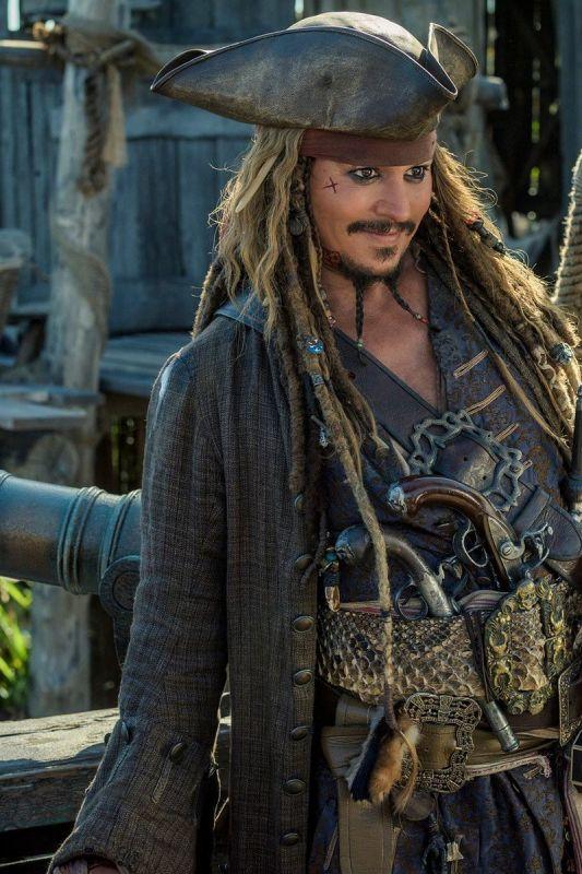 Zakaj Jack Sparrow morda ni ustrezni protagonist Piratov s Karibov